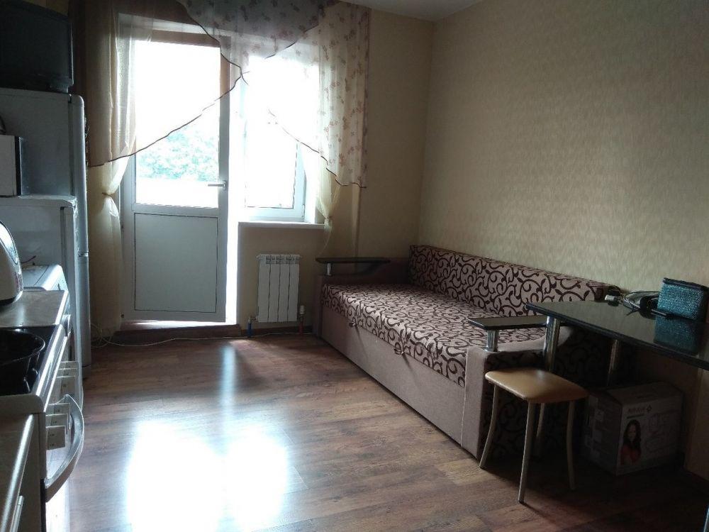 Однокомнатная квартира 44 м2, микрорайон Богородский д.1, фото 1