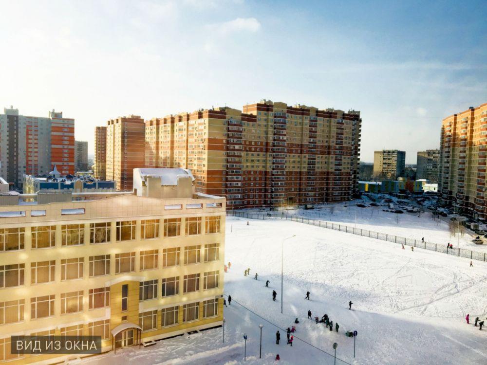 Однокомнатная квартира-студия, 33 м2,  микрорайон Богородский, 16, фото 19