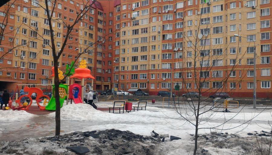 1-к квартира, Щёлково, Заречная улица, 9, фото 1