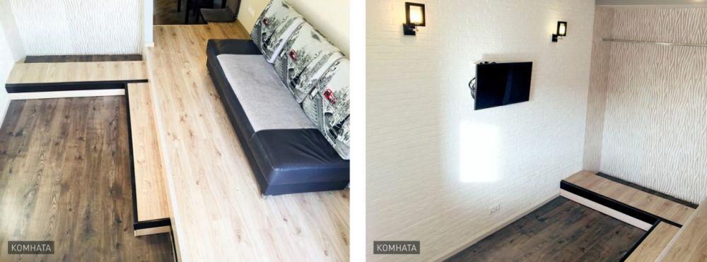 Однокомнатная квартира-студия, 33 м2,  микрорайон Богородский, 16, фото 14