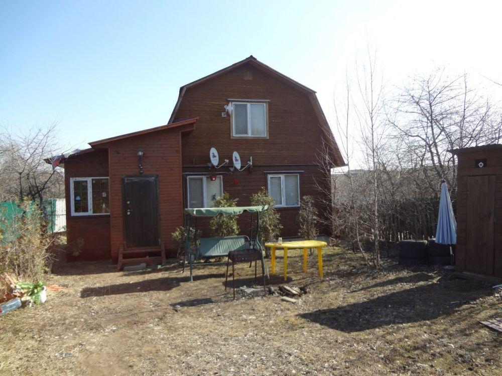 Дом 80 м2, уч. 8 соток, Щелково (СНТ), фото 1