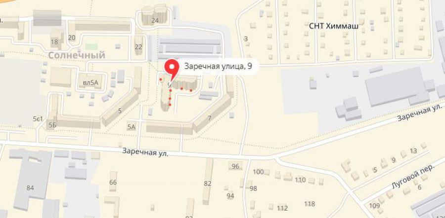 1-к квартира, Щёлково, Заречная улица, 9, фото 3