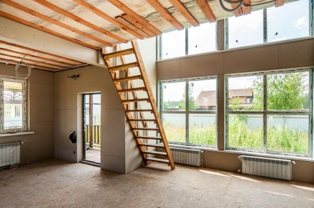 Дом 140 м2 , участок 5 соток, д. Большие Жеребцы, фото 6