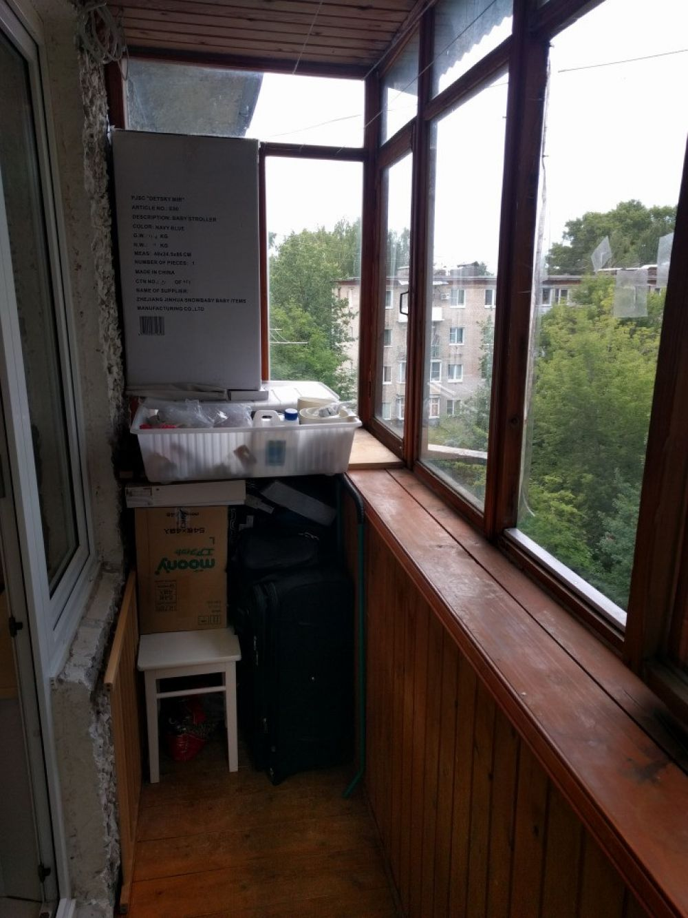 1-к квартира, Щелково, Парковая улица, 9А, фото 17