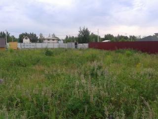 Участок 6 сот. СНТ Возрождение Медвежьи озера Щелковский район