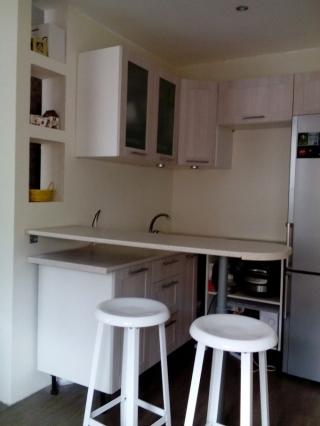 Однокомнатная квартира 30 м2, Богородский 19