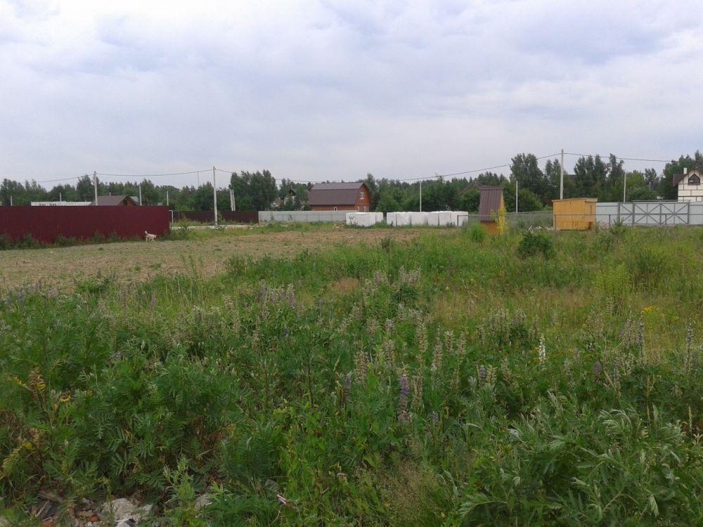 Участок 6 сот. СНТ Возрождение Медвежьи озера Щелковский район, фото 4