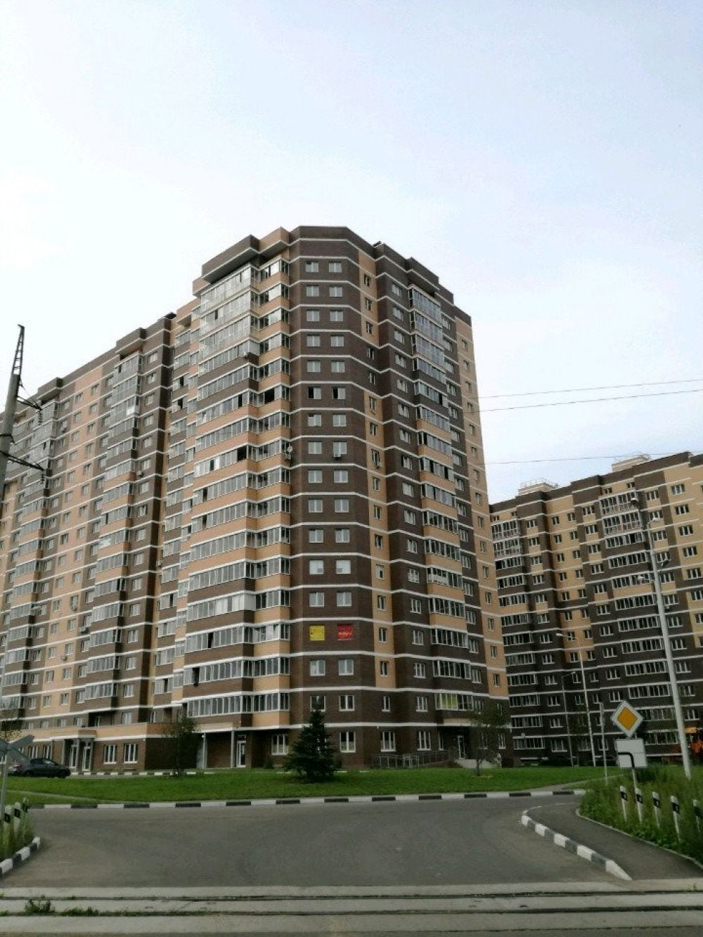 1-к квартира, Щелково, микрорайон Потаповский 1к2, фото 1