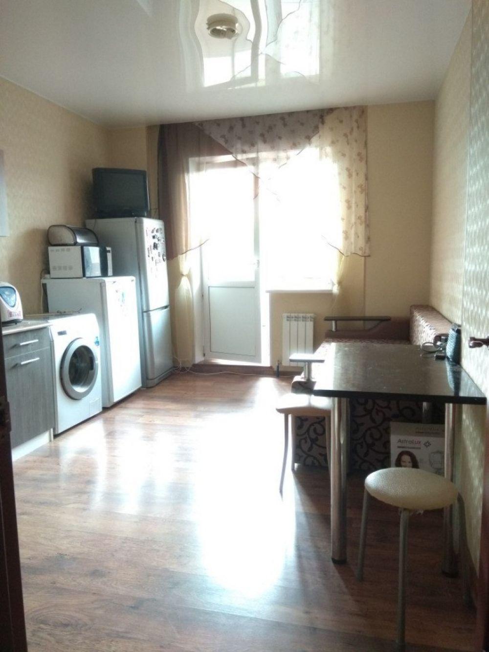 Однокомнатная квартира 44 м2, микрорайон Богородский д.1, фото 3