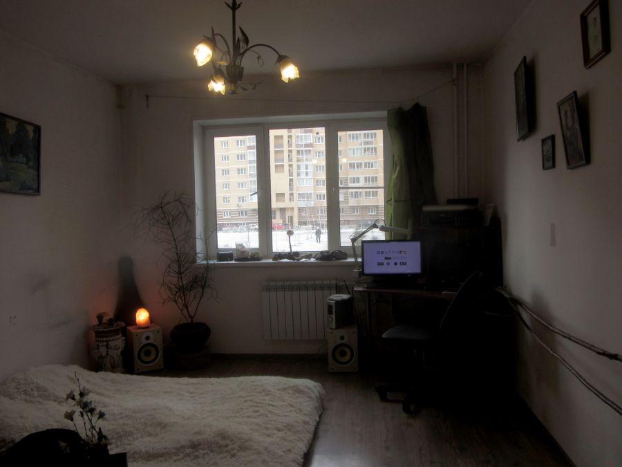 1-к квартира, п.Аничково, д.5, фото 1