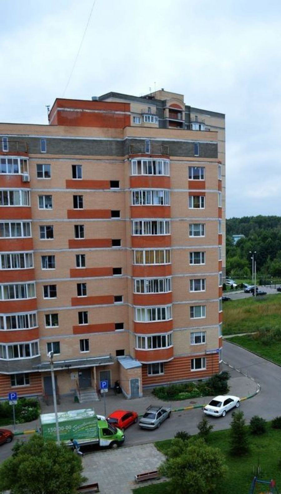 1-к квартира, пос. Свердловский, ул. Михаила Марченко, д.10, фото 3