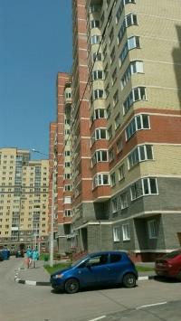 1-к квартира, пгт Свердловский ул. Молодежная д. 3