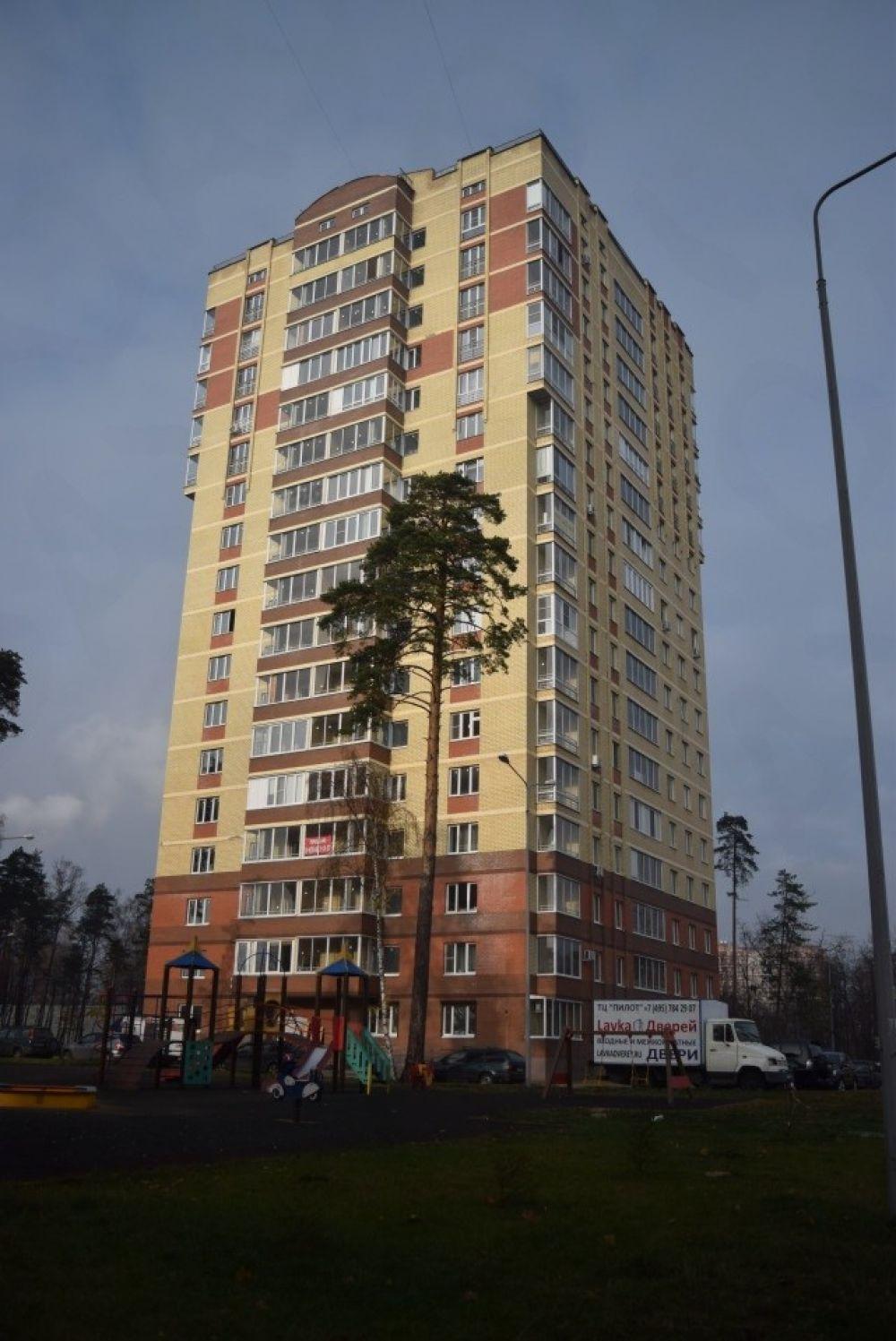 Продается 1-к квартира в Щелково 47 кв.м ул. Радиоцентр дом 17, фото 1
