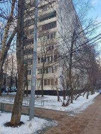 2-х комнатная квартира Ореховый бульвар 21к1