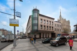 Аренда здания 3572,8 м² ст. метро Баррикадная