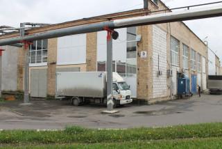 Аренда склада 3498 кв.м. ст. метро Киевская