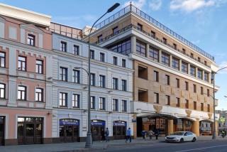 Аренда особняка 1480 кв.м. ст. метро Новокузнецкая