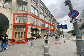 Аренда помещения 949,2 кв.м. ст. метро Китай-Город