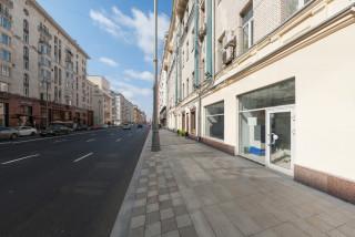 Аренда торгового помещения 102,4 кв.м. ст. метро Маяковская