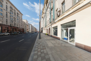 Аренда торгового помещения 273,4 кв.м. ст. метро Маяковская