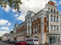 Аренда офиса 1167 кв.м. класс В+ ст. метро Серпуховская