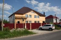 Таунхаус 330 кв. м., Подольский район, пос. Львовский.