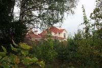 Продам участок 75 соток крайний к лесу д. Большое Петровское, Чеховский район.