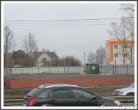 Аренда открытой площадки , участка на самой первой линии Ленинградского шоссе.Без комиссии.