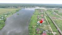 Купить участок у озера. Московская область.