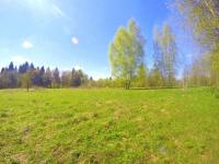 Продается земельный участок правильной формы: Московская область, Клинский район, д. Троицкое