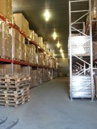 Отапливаемые складские помещения, 430 м² и 150м2