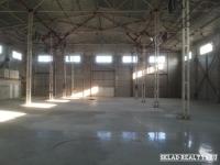 Производственно- складское помещение 1300 кв.м. г.Климовск