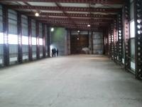 Аренда склада теплое с кран-балкой 450 м²,
