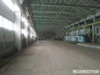 Аренда производственного помещения с краном 5тонн 2000м2 Щербинка
