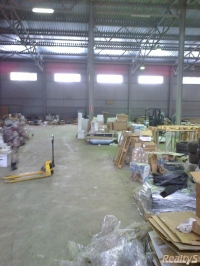 Аренда под склад, возможно небольшое производство 1440м2 с пандусом Подольск