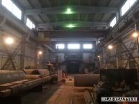 Аренда Производственно-складское помещение 805м кран-балка 10тонн