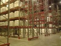 Складское помещение, 4040 м² со стеллажами Подольск