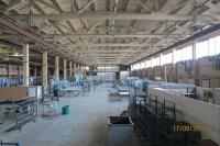 Производственное помещение от 1500м2 до 3800м2 кран-балки 3,5т.