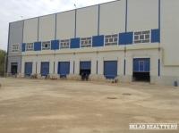Аренда складских площадей до 7000м2 класс