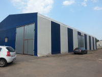 Аренда складского помещения  750 м², этаж 1 Холодное. от 375м2
