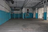 Теплое складское помещение 1-я Линия, 1300 м²