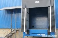 Аренда нового склада пандус 288м2 В+, антипыль теплый Подольск