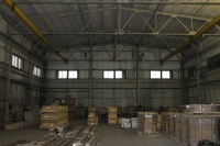 Производственно-складское помещение, 648 м² с кран балкой Климовск