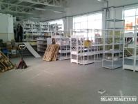 Складское помещение теплое, 500 м²