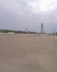 Производственная база с ж\д веткой на 28 вагонов длиной 450м. п.Львовский