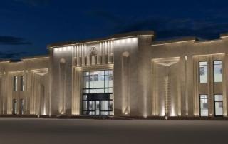 Аренда торгового помещения 144 кв.м. на 1-м этаже нового торгового центра.