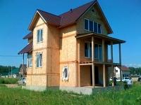 Продам Таунхаус в поселке Береговое Омская область